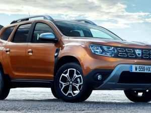 83 The Renault Duster 2019 Colombia Spy Shoot