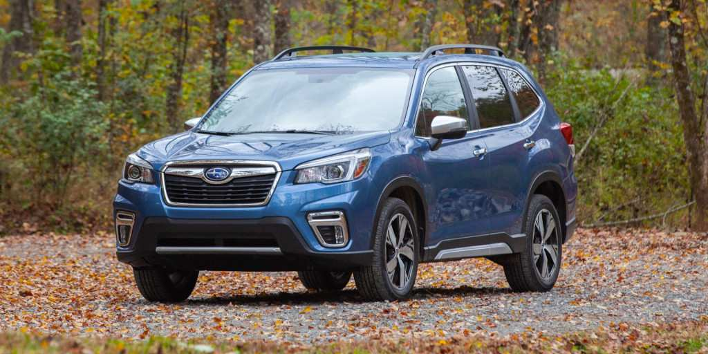 83 The Subaru 2019 Truck Release Date And Concept
