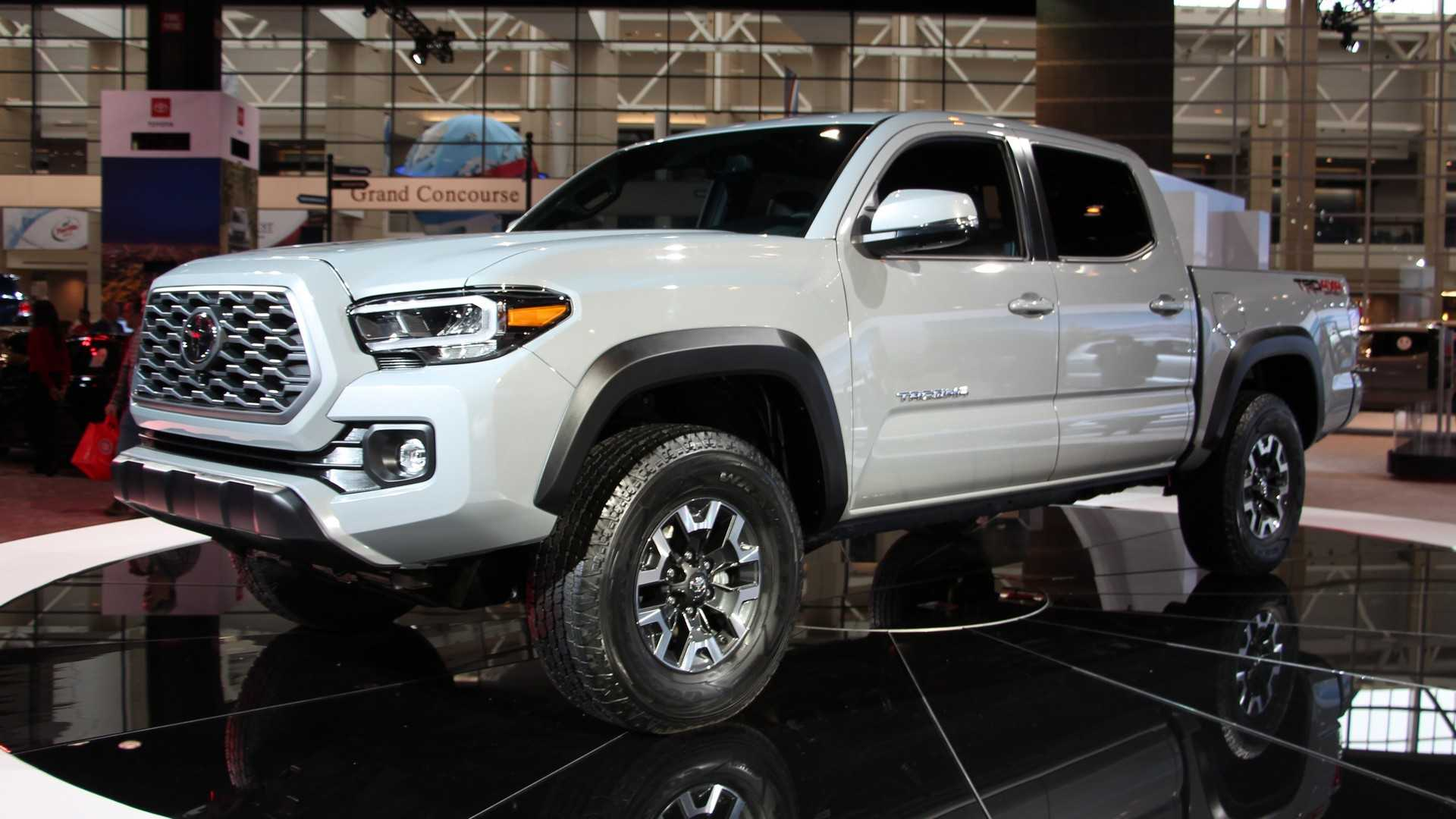 83 The Toyota Tacoma 2020 Release Date