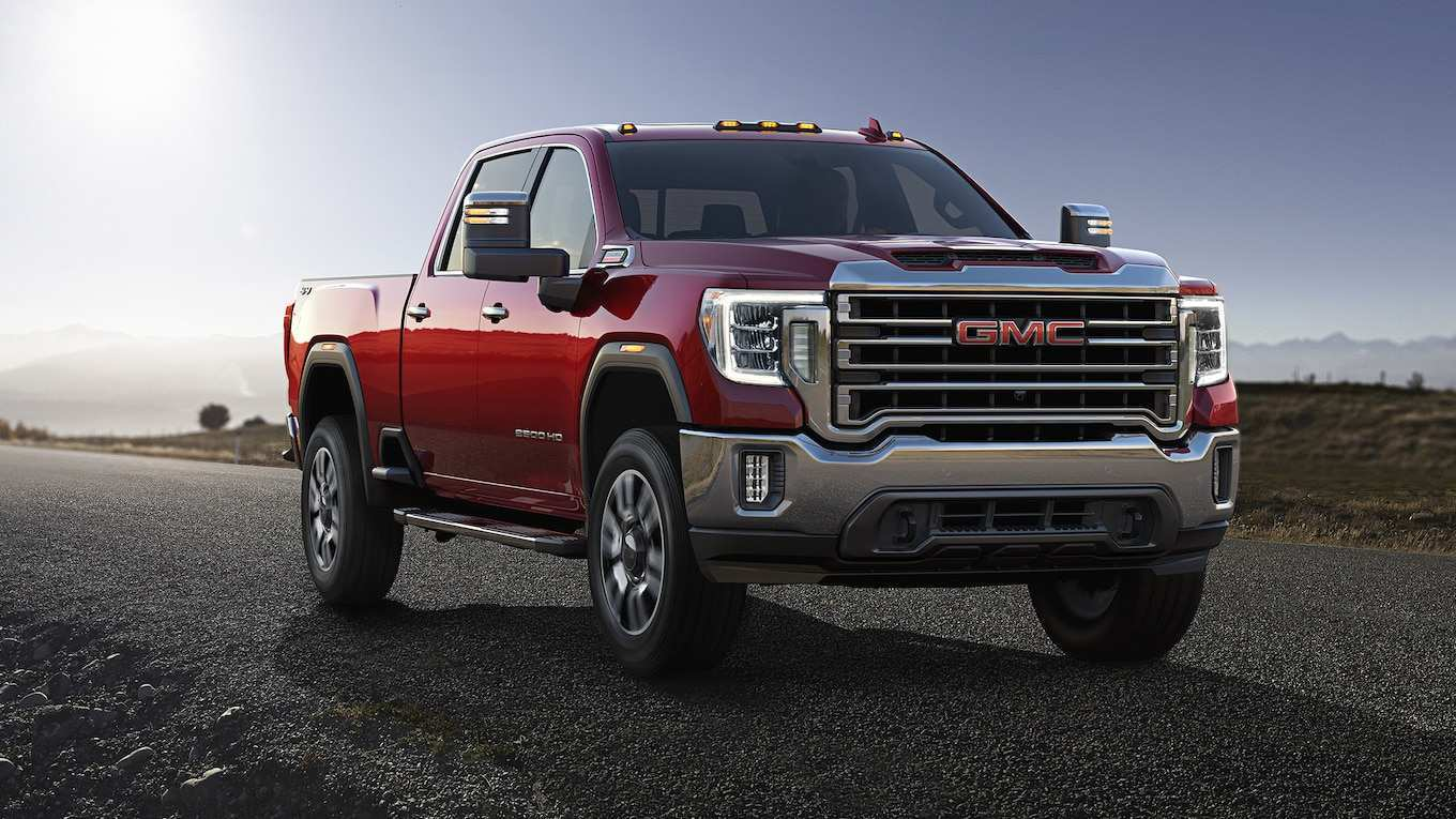 83 The What Does The 2020 Gmc 2500 Look Like Performance And New Engine