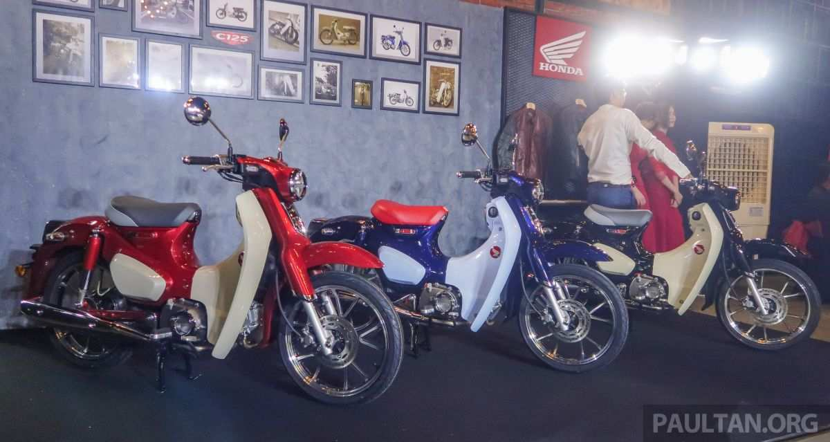 84 A 2019 Honda 125 Cub Review And Release Date