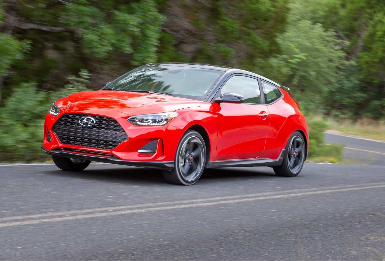 84 A 2019 Hyundai Veloster Review New Model And Performance