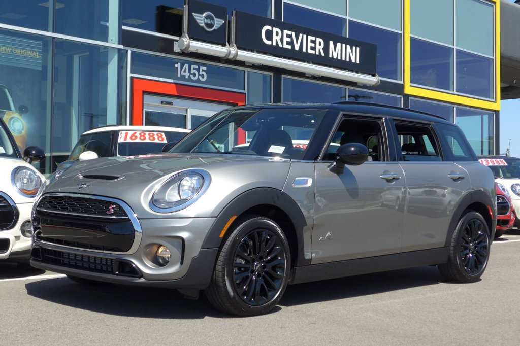 84 A 2019 Mini Cooper Clubman Images