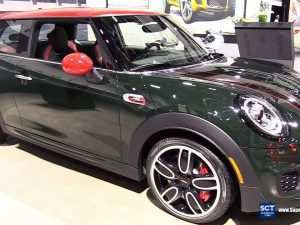 84 A 2019 Mini Cooper Jcw Overview
