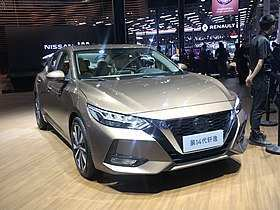 84 A 2019 Nissan Sylphy Release Date and Concept