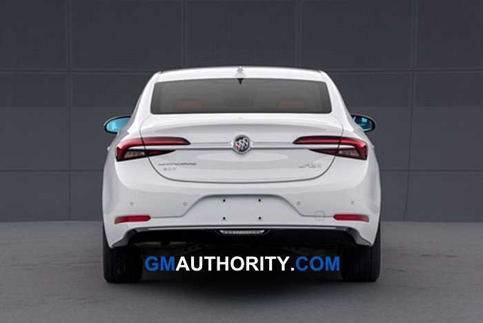 84 A 2020 Buick Lacrosse Performance And New Engine
