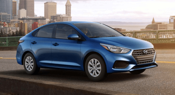84 A 2020 Hyundai Accent Concept and Review