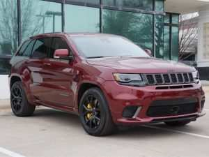 84 A 2020 Jeep Grand Cherokee Redesign Research New