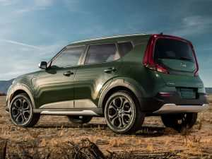 84 A 2020 Kia Soul Undercover Green Performance and New Engine