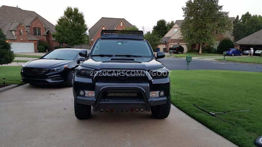 84 A 2020 Toyota 4Runner Release Date Engine