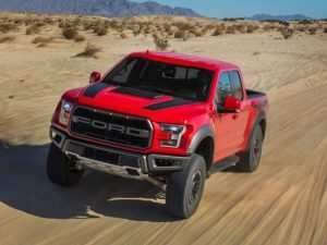 84 A Ford Raptor 2020 Exterior and Interior
