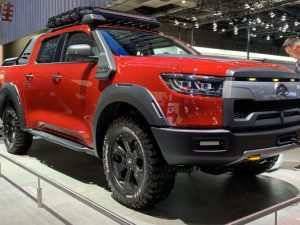 84 A Ford Ute 2020 Spesification