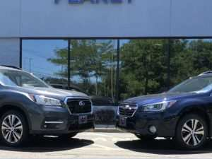 84 A Next Generation Subaru Outback 2020 First Drive