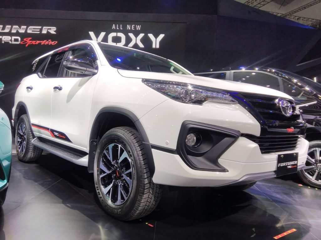 84 A Toyota Fortuner 2020 Price
