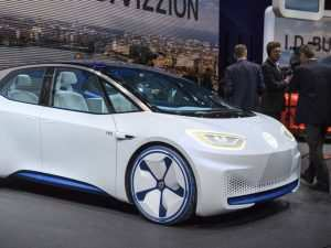 84 A Volkswagen Elbil 2020 Redesign and Review