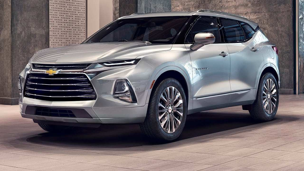 84 All New 2019 Chevrolet Models Picture