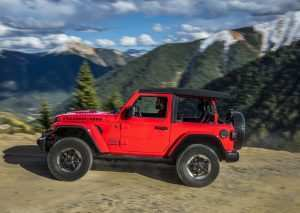 84 All New 2019 Jeep Wrangler Engine Options Spesification