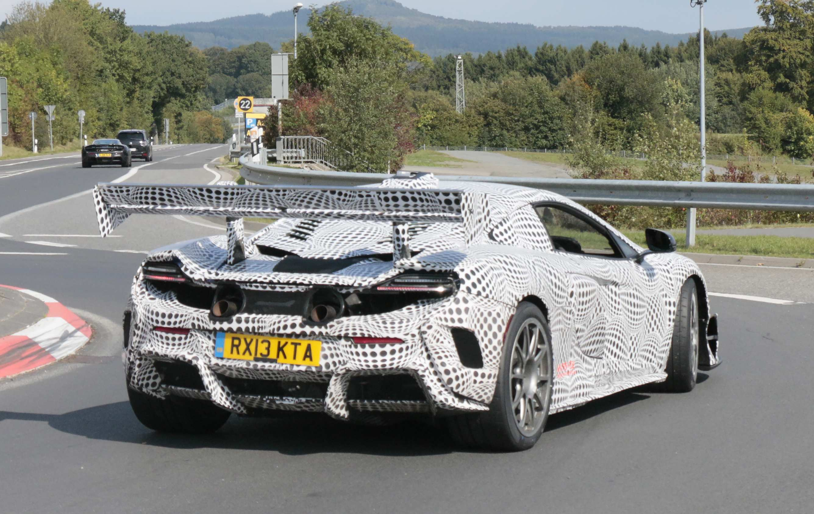 84 All New 2019 Mclaren P15 Performance And New Engine