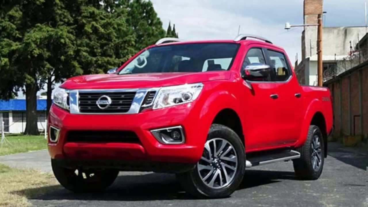 84 All New 2019 Nissan Frontier Release Date Photos