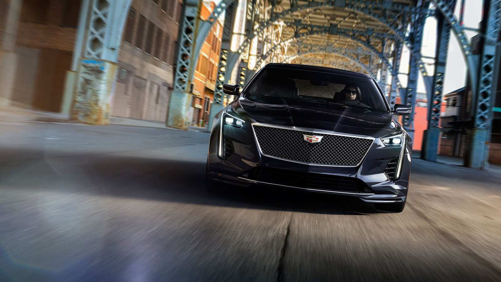 84 All New 2020 Cadillac Ct6 V First Drive