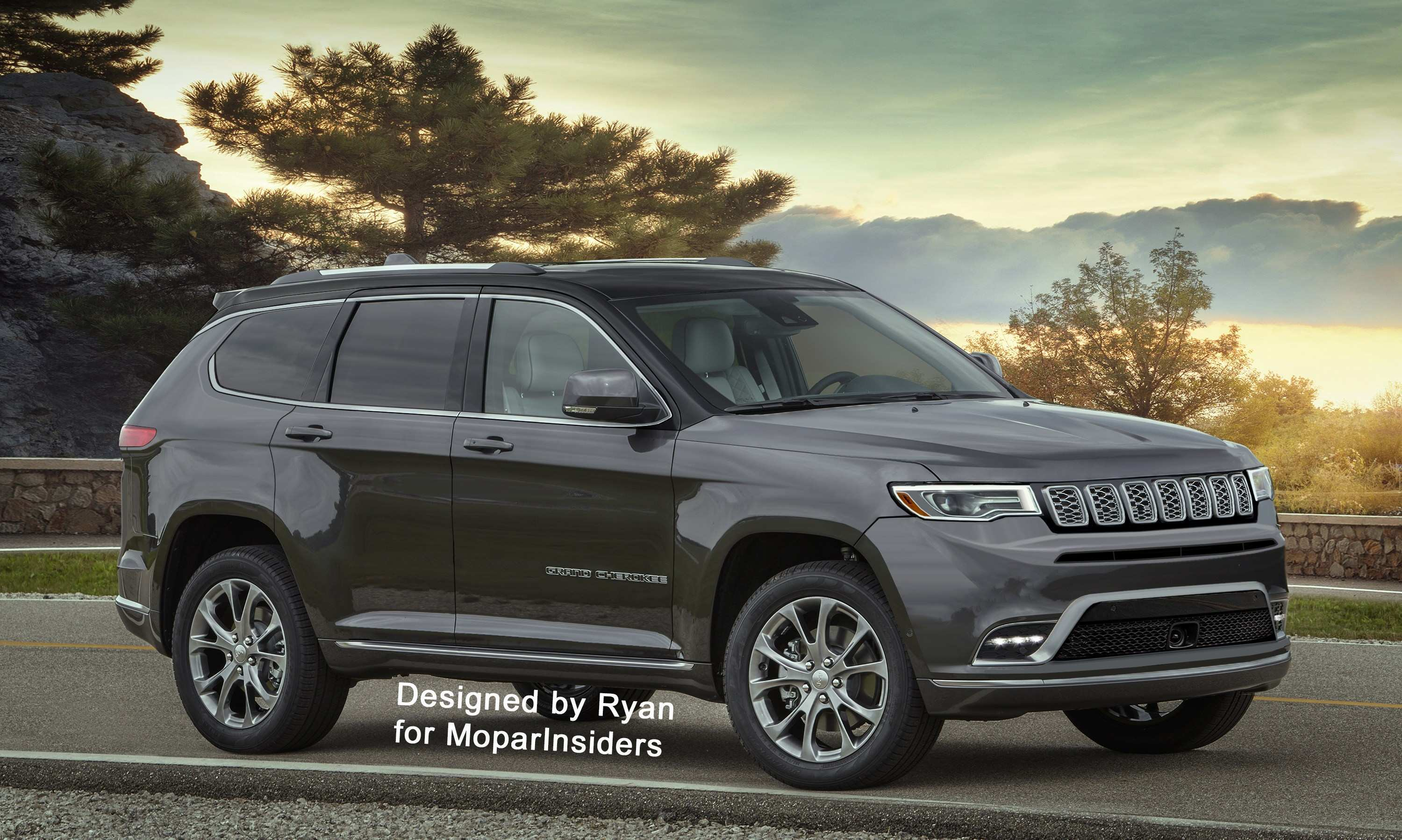 84 All New 2020 Jeep Grand Cherokee Redesign Images