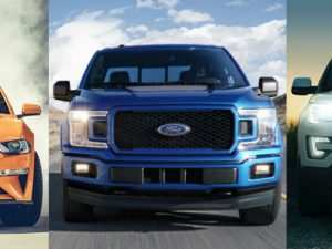 84 All New Ford Vehicle Lineup 2020 Exterior and Interior