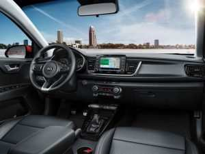84 All New Kia Rio 2019 Interior Research New