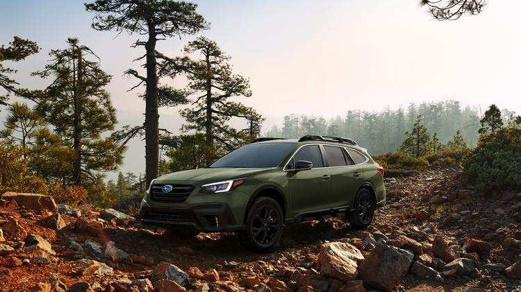 84 All New Subaru Usa 2020 Outback Price And Release Date