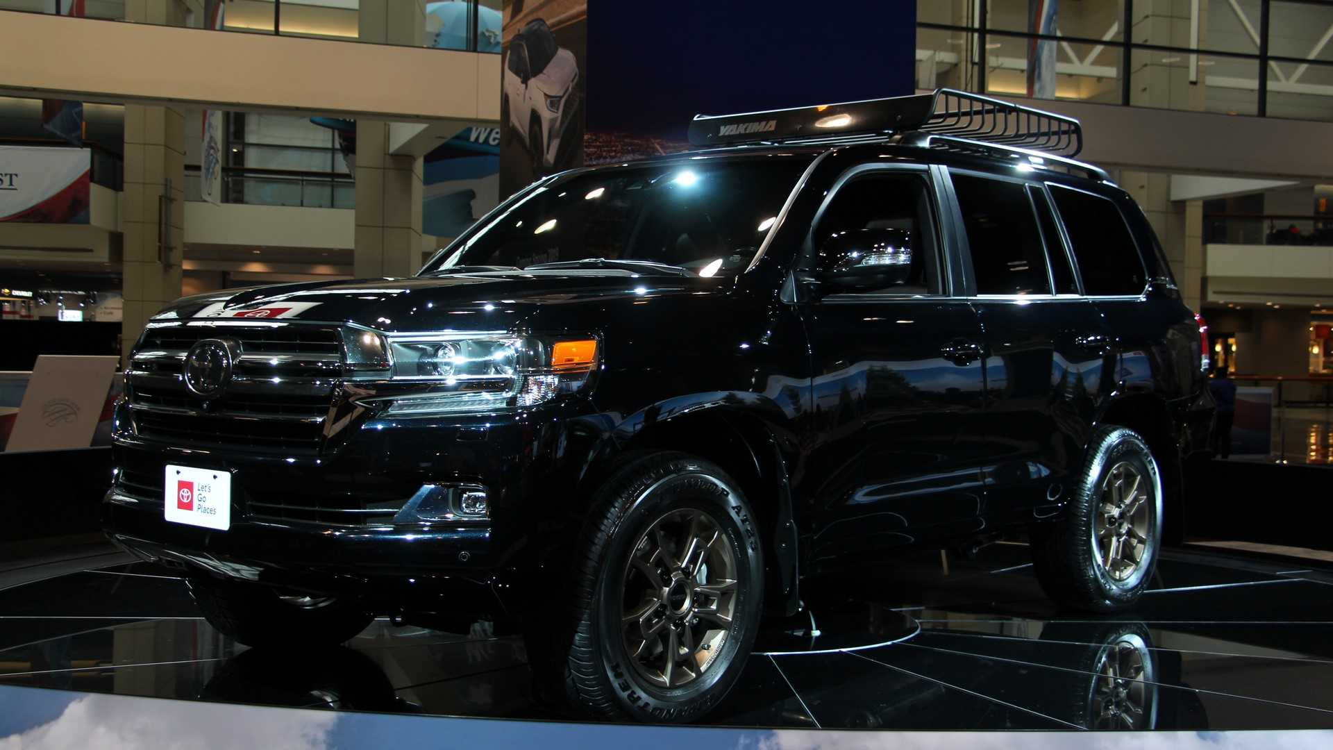84 All New Toyota Land Cruiser 2020 Model Images