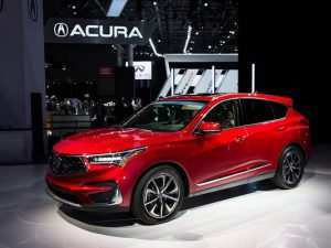 84 Best 2019 Acura Rdx Changes Release