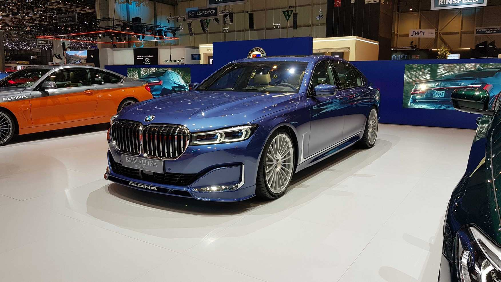 84 Best 2019 Bmw Alpina B7 For Sale New Review