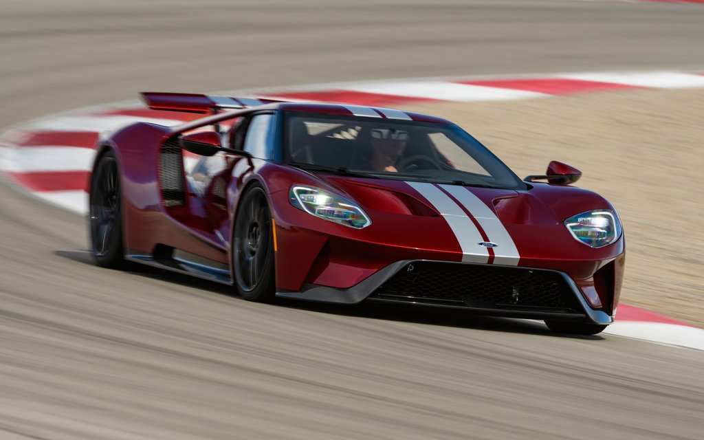 84 Best 2019 Ford Gt Specs Performance