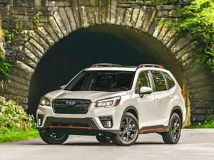 84 Best 2019 Subaru Forester Design Price and Release date