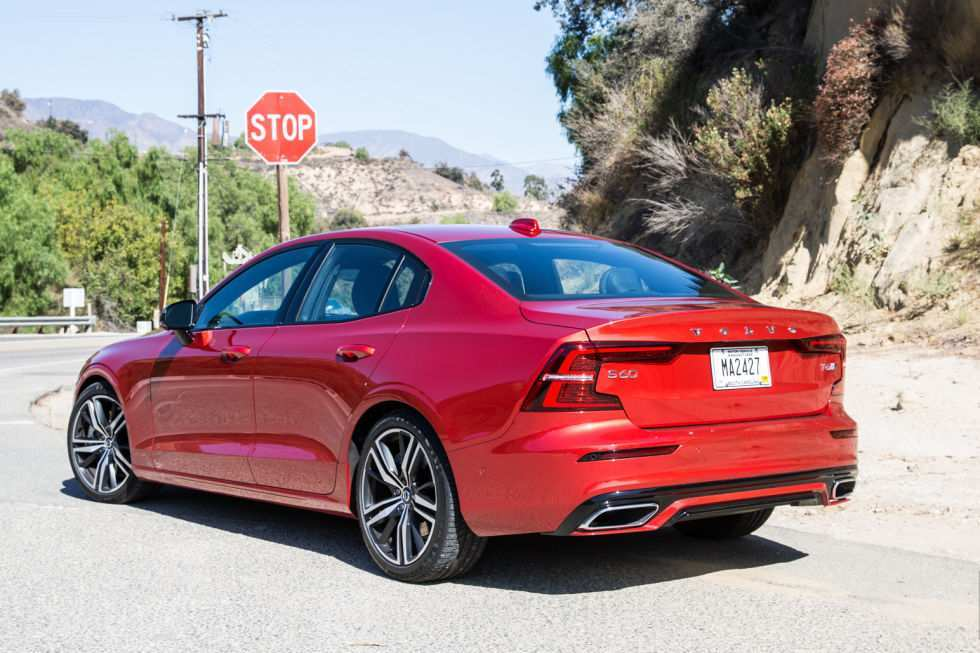 84 Best 2019 Volvo S60 Performance And New Engine