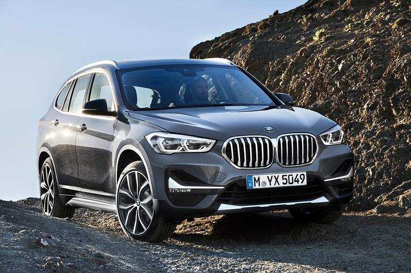 84 Best BMW Crossover 2020 Concept