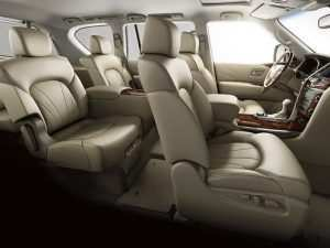 84 Best Infiniti Qx80 2020 Interior Review and Release date