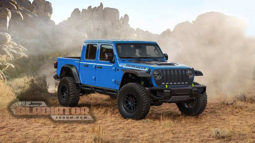 84 Best Lift Kit For 2020 Jeep Gladiator Pictures
