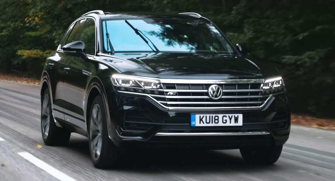 84 Best Touareg Vw 2019 Release Date And Concept