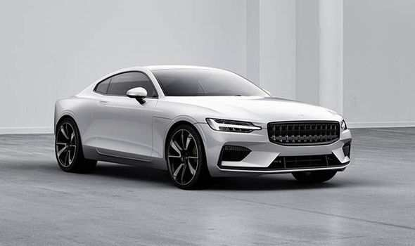 84 Best Volvo Electric Vehicles 2019 Concept