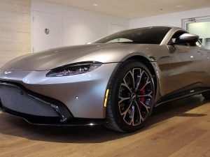 84 New 2019 Aston Martin Vantage Review History