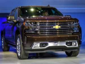 84 New 2019 Chevrolet Diesel Release Date and Concept
