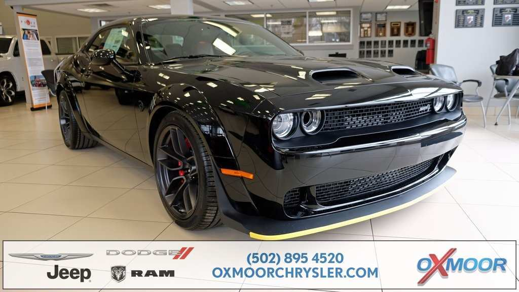 84 New 2019 Dodge Challenger Srt Research New