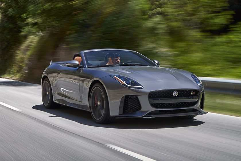 84 New 2019 Jaguar F Type Convertible Price