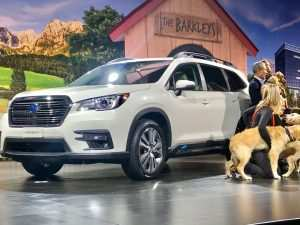 84 New 2019 Subaru New Model Price Design and Review