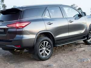 84 New 2020 Toyota Fortuner Wallpaper