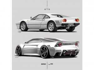 84 New Ferrari F40 2020 Spesification