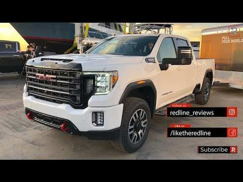 84 New Gmc Sierra Hd 2020 Concept And Review