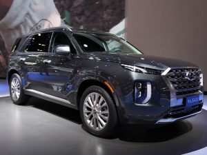 84 New Hyundai Large Suv 2020 Release Date