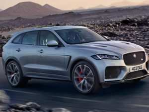 84 New Jaguar F Pace New Model 2020 Style