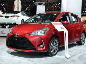 84 New Toyota Vitz 2020 Wallpaper
